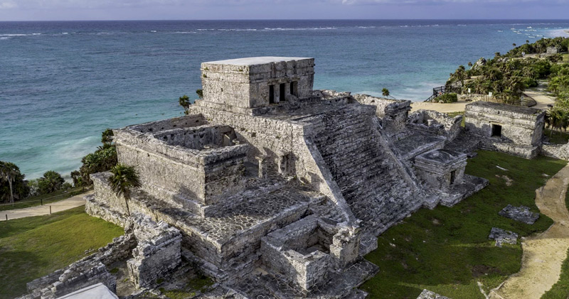 Ruins of Tulum City